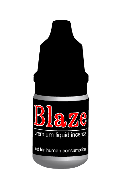 blaze liquid incense